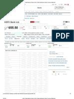 HDFC Bank Balance Sheet _ HDFC Bank Ltd Balance Sheet, Financial Statement