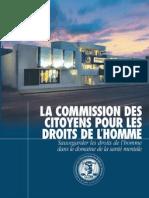 La Commission Des Citoyens Pour Les Droits de l'Homme