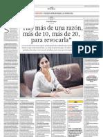 Entrevista con Patricia Juárez