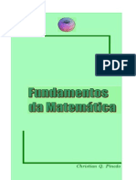 Christian Pinedo - Fundamentos da Matemática