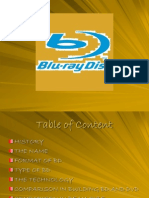 Blu Ray Disc Ppt