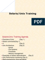 UNIX Training