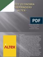 Prezentare Altex- Unirea