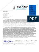 Teacher Salary Proposal- Letter to Governor