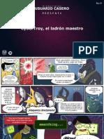 Comic Liga Súper Sec #09