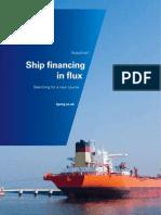 Ship Financing in Flux