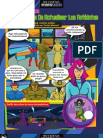 Comic Liga Súper Sec #02