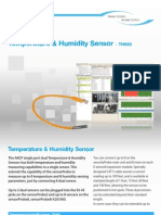 THS00 Dual Temperature Humidity Sensor Copy