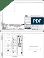RMA 05 M 04 3349 01 Plano de Dimensiones y Anclaje
