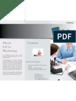 Licra Marketing Flyer