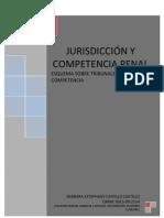 Competencia y Jurisd