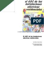 ABC de Las Instalaciones Electricas Residenciales by CHARWIN