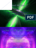 Event Horizon.ppt