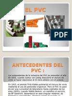 Presentacion Del Pvc (1)