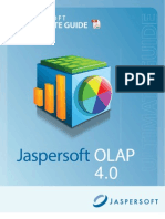 Jaspersoft OLAP Ultimate Guide.4.0