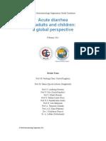 Diarrea Aguda en Niños y adultos, una perspectiva globlal