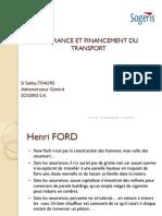Assurance et Financement du Transport