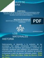 Clasificacion de Los Materiales-11.Tecnico