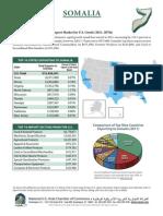 NUSACC 2012 Trade Data - Somalia