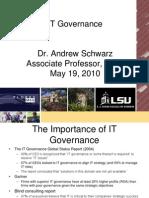 Schwarz It Governance