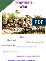 War Engineering