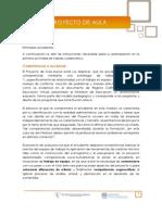 Instructivo Proyecto de Aula Proc Administra