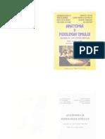 Anatomia Si Fiziologia Omului Culegere de Teste