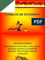 Combate de Incendios