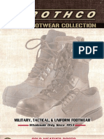 Rothco Boot Catalog