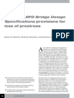 AASHTO LRFD Bridge Design
