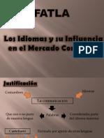 Los Idiomas y su Influencia en el Mercado Comercial
