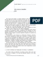 SANTOS, Maria de Lourdes Lima dos (1994) - Deambulação pelos novos mundos da arte e da cultura..pdf