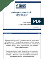 Aula Comportamento Do Consumidor FATE 2013_2 [Modo de Compatibilidade]