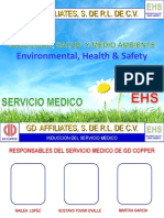 Induccion Servicio Medico Gd Affiliates