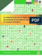La Comunicación de los Logros de Aprendizaje de los Alumnos.pdf