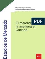 El Mercado de La Aceituna en Canada