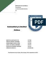 Guatemalidad e Identidad Cristiana