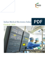Indian Medical Electronics Industry