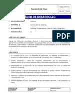 DTE-002 Lider - Desarrollo