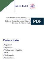 4) Programacion en Java