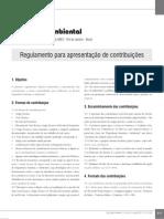 Engenharia Sanitária e Ambiental_Regulamento Submissão