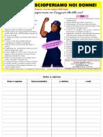 Piattaforma sciopero delle donne