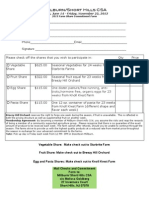 2013 Csa Commitment Form