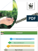 Environment Ppt Template 022
