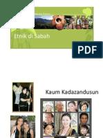 Etnik Di Sabah