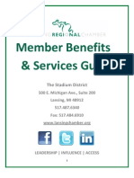 Member Benefits Services Guide 2013 Mr 020713