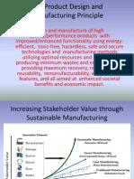 Sustainability in Desktop Manufacturing
