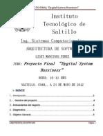 Proyecto Final Arqui de Software