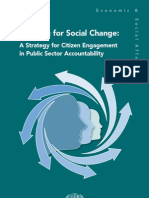 Auditing for Social Change