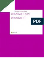 Windows 8 Licensing Guide